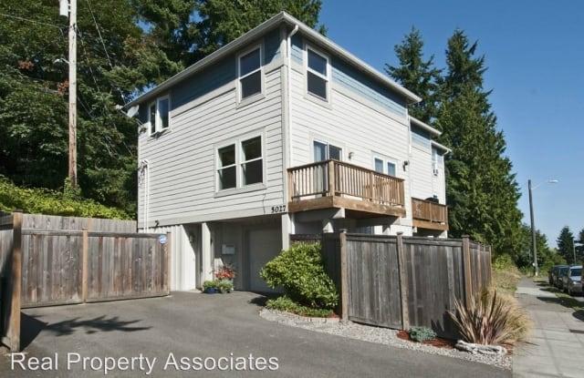 5027 Wilson Ave S - 5027 Wilson Avenue South, Seattle, WA 98118