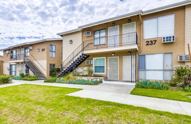 Le Mar Apartments - 257 South Gilbert Street, Fullerton, CA 92801