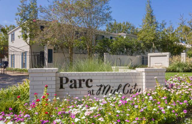 Parc at Mid City - 1100 S Foster Dr, Baton Rouge, LA 70806