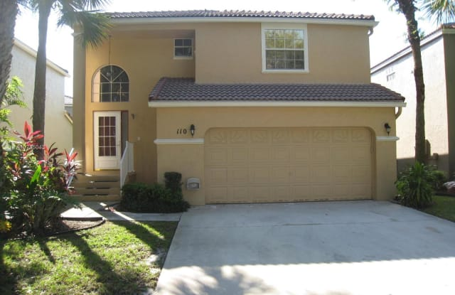 110 NW 117th Ave - 110 Northwest 117th Avenue, Coral Springs, FL 33071