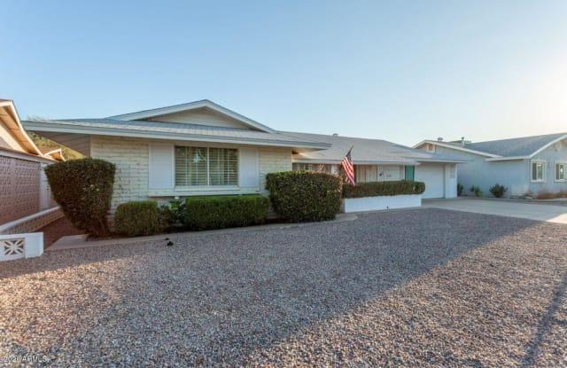 10719 W EL DORADO Drive - 10719 West El Dorado Drive, Sun City, AZ 85351