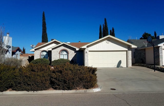 12413 ROBERT DAVID Drive - 12413 Robert David Drive, El Paso, TX 79928