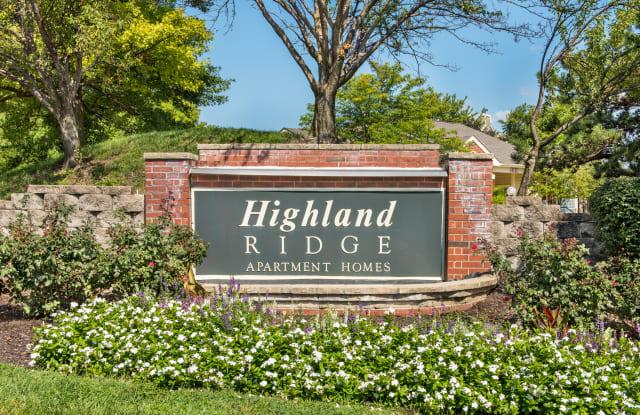 Highland Ridge - 11846 Perry St, Overland Park, KS 66210