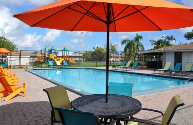 Pompano Palms Apartments - 401 NW 34th St, Pompano Beach, FL 33313
