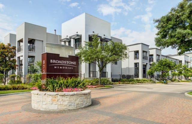 Broadstone Memorial - 875 N Eldridge, Houston, TX 77079