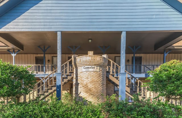 Camelot Apartments - 3345 West Park Avenue, Orange, TX 77630