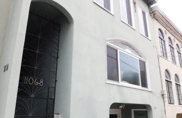 1108 1/2 Shrader - 1108 1/2 Shrader St, San Francisco, CA 94117