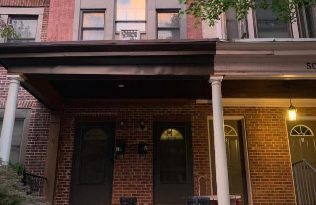 505 N RODNEY STREET - 505 North Rodney Street, Wilmington, DE 19805