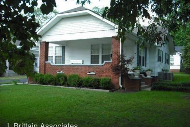 1501 Christine Avenue - 1501 Christine Ave, Anniston, AL 36207