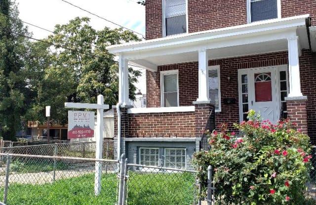 816 PRIMSON AVENUE - 816 Primson Avenue, Baltimore, MD 21229