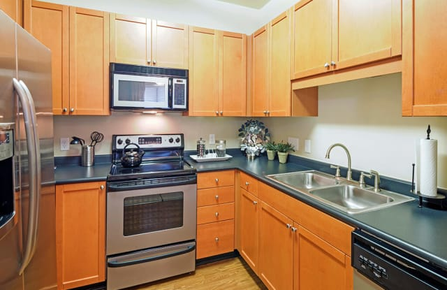 The Apartments at Blakeney - 8718 Wintersweet Ln, Charlotte, NC 28277