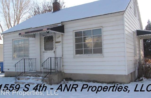 1559 S 4th - 1559 South 4th Avenue, Pocatello, ID 83201
