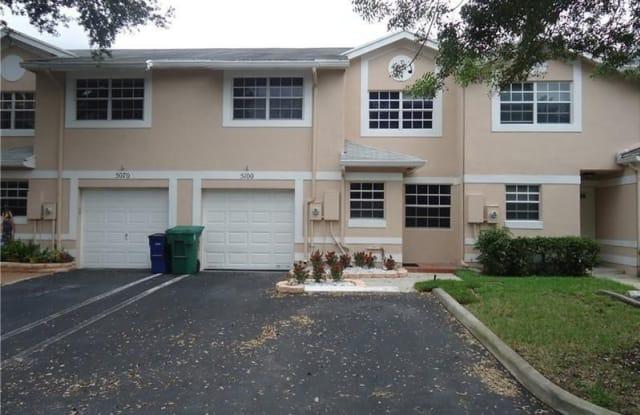 5100 SW 121st Ave - 5100 Southwest 121st Avenue, Cooper City, FL 33330
