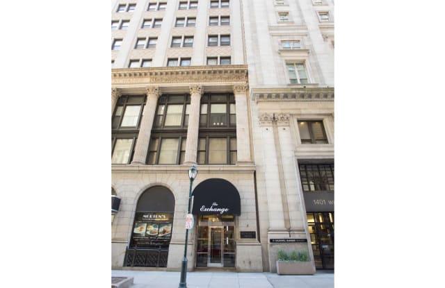 1411 WALNUT STREET - 1411 Walnut Street, Philadelphia, PA 19102