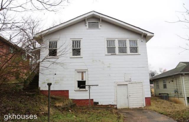 1724 30th St. Ensley - 1724 30th Street Ensley, Birmingham, AL 35208