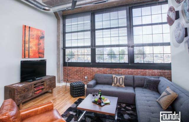 Foundry Lofts - 301 Tingey St SE, Washington, DC 20003