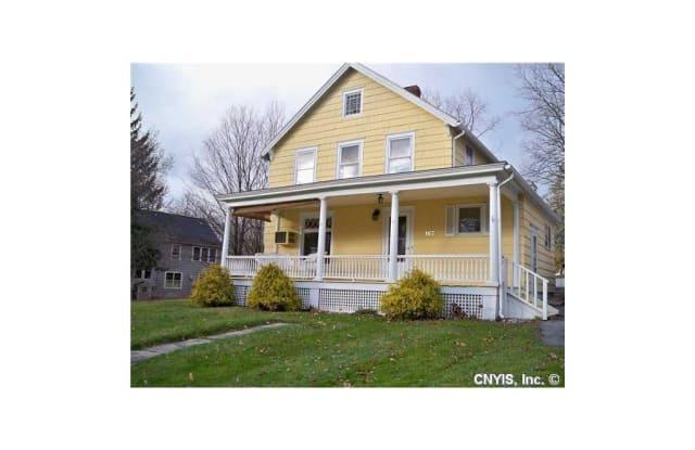 167 East Genesee Street - 167 East Genesee Street, Skaneateles, NY 13152