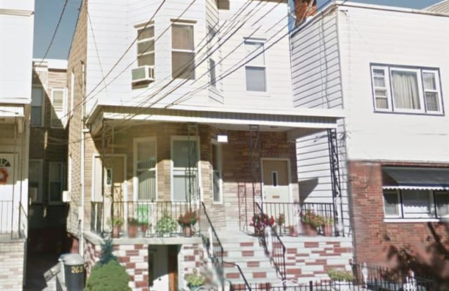 265 HANCOCK AVE - 265 Hancock Avenue, Jersey City, NJ 07307