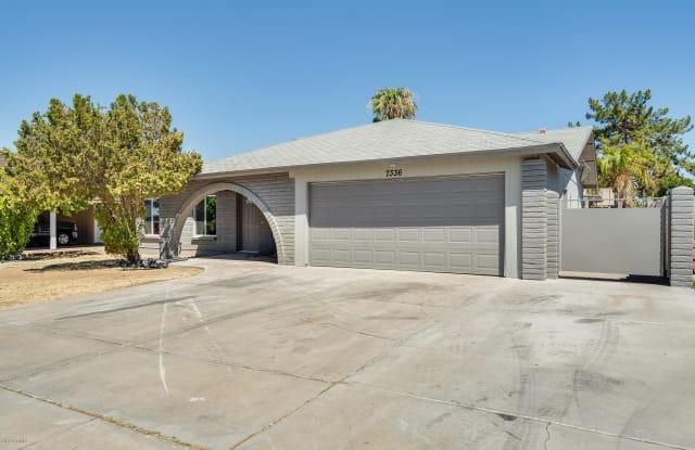 7336 W PECK Drive - 7336 West Peck Drive, Glendale, AZ 85303