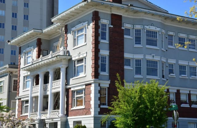 The Miller Apartments - 202 Tacoma Ave S, Tacoma, WA 98402