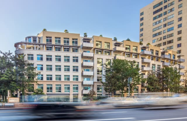 Wilshire Margot - 10599 Wilshire Boulevard, Los Angeles, CA 90024