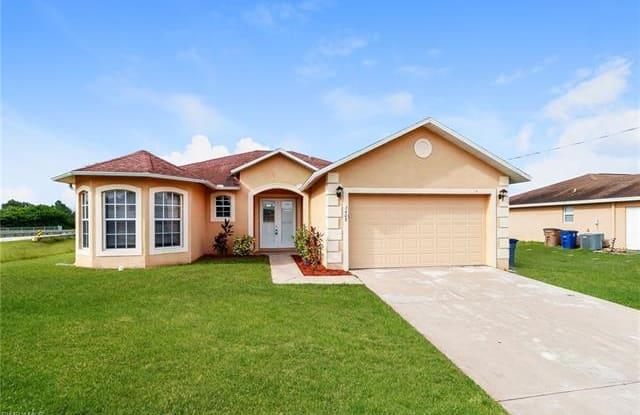 3408 7th ST W - 3408 7th Street West, Lehigh Acres, FL 33971