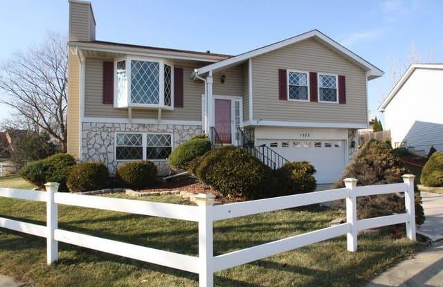 1572 Brookside Drive - 1572 Brookside Drive, Hoffman Estates, IL 60169
