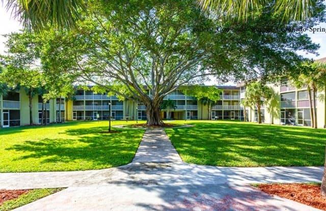 Coronado Springs - 555 Kirk Rd, Palm Springs, FL 33461
