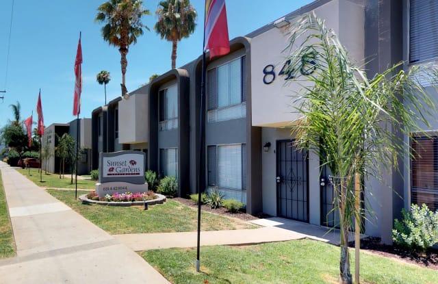Sunset Gardens - 848 N Mollison Ave, El Cajon, CA 92021