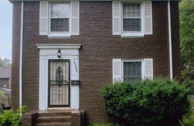 14520 Rosemont - 14520 Rosemont Ave, Detroit, MI 48223