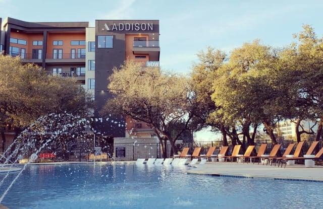 Addison Medical Center Apartments San Antonio Tx