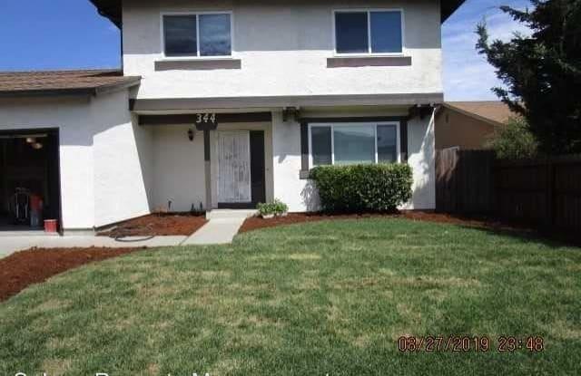 344 Bald Pate Dr - 344 Bald Pate Drive, Suisun City, CA 94585