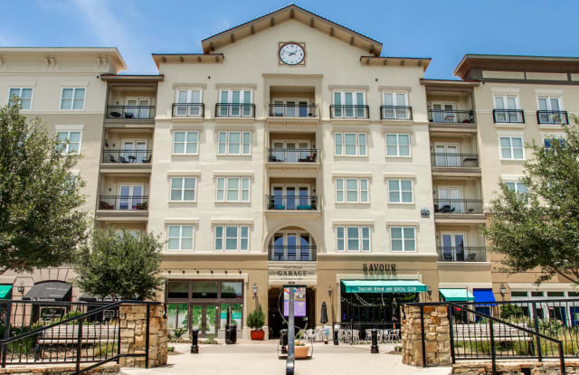 Lofts at Watters Creek - 935 Garden Park Dr, Allen, TX 75013