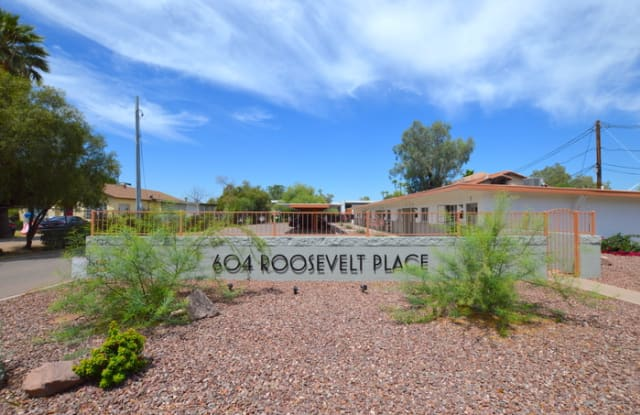 604 South Roosevelt Street - 604 South Roosevelt Street, Tempe, AZ 85281