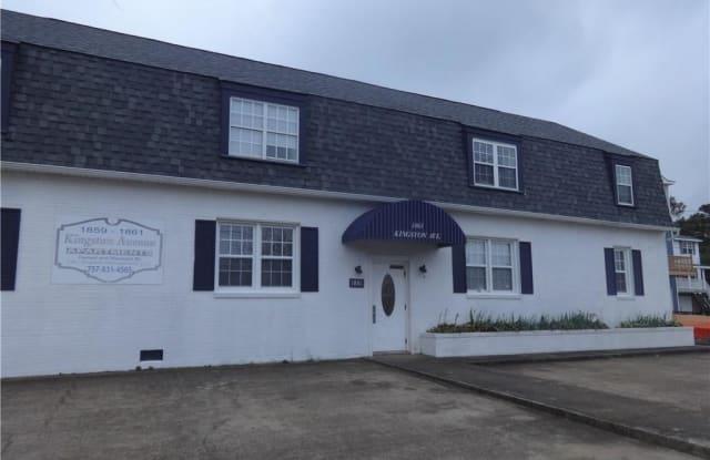 1859 Kingston Avenue - 1859 Kingston Avenue, Norfolk, VA 23503
