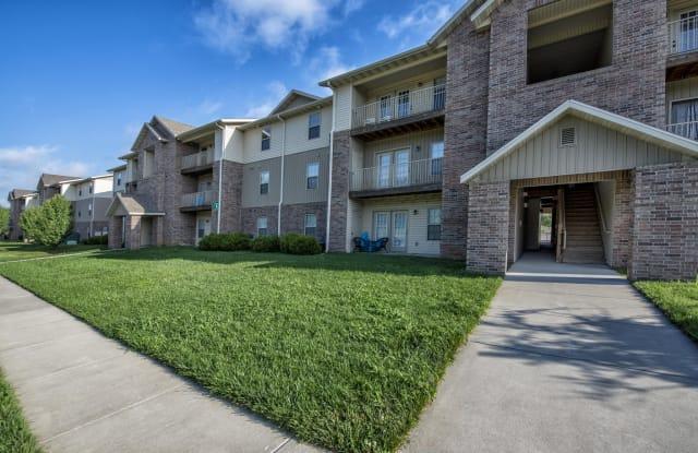 Scenic Station Apartments - 1130 South Scenic Avenue, Springfield, MO 65802