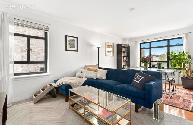 100 Remsen Street - 100 Remsen Street, Brooklyn, NY 11201
