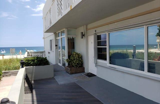 4144 El Mar Dr - 4144 El Mar Drive, Lauderdale-by-the-Sea, FL 33308
