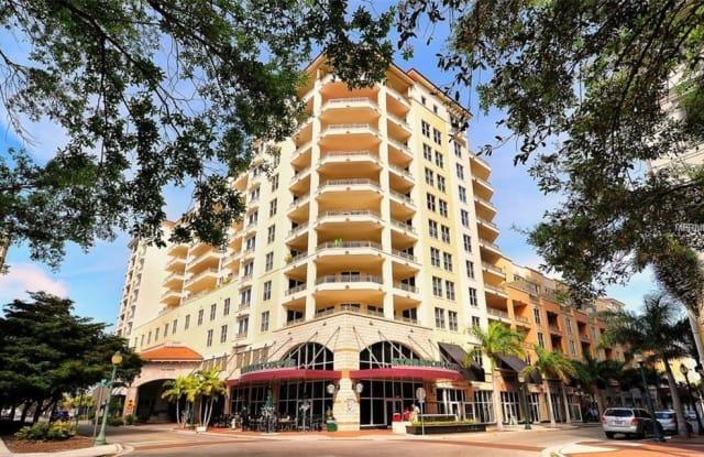 100 CENTRAL AVENUE - 100 Central Avenue, Sarasota, FL 34236