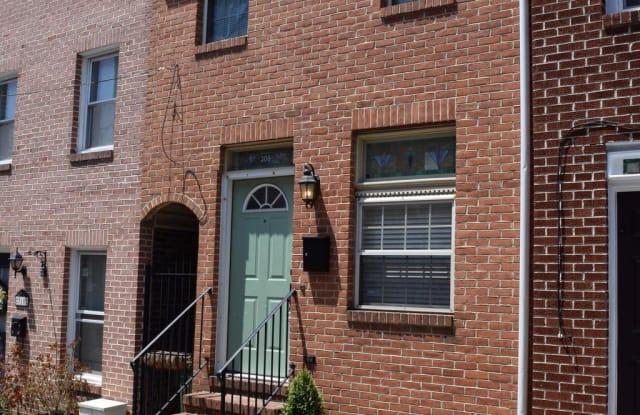 308 S CHAPEL STREET - 308 South Chapel Street, Baltimore, MD 21231