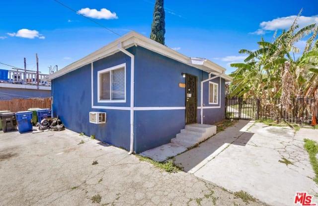 633 ECHANDIA Street - 633 Echandia Street, Los Angeles, CA 90033