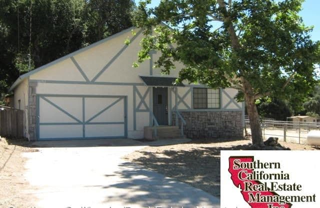16153 Spunky Canyon Road - 16153 Spunky Canyon Road, Green Valley, CA 91390