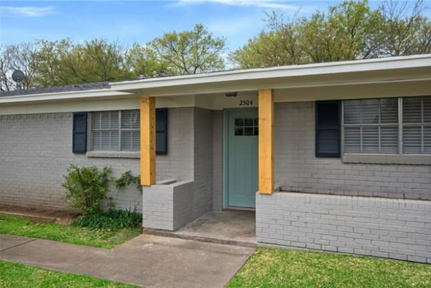 2504 N Alexander Street - 2504 N Alexander St, Sherman, TX 75092