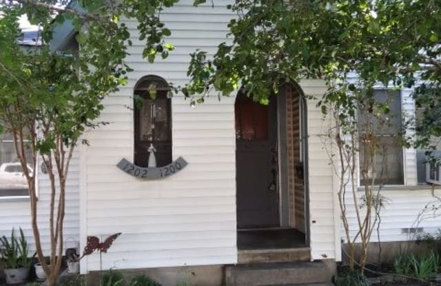 1200 McKinley Ave - 1200 Mc Kinley Avenue, San Antonio, TX 78210