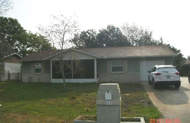 213 Fecco Street - 213 Fecco Street, Port St. John, FL 32927