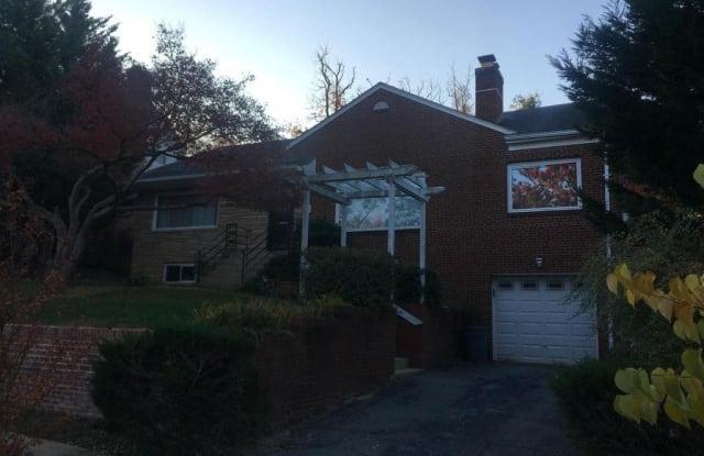 6007 KILMER STREET - 6007 Kilmer Street, Cheverly, MD 20785