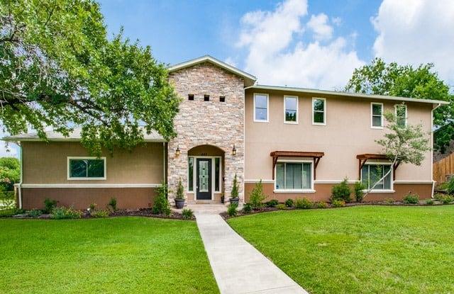 442 E HATHAWAY DR - 442 East Hathaway Drive, San Antonio, TX 78209