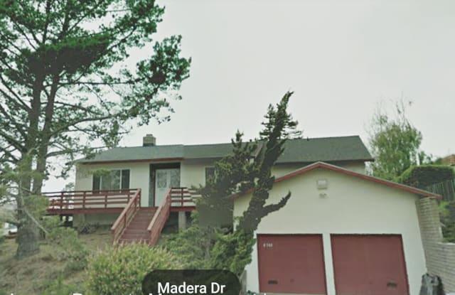 8505 Madera Dr. - 8505 Madera Drive, El Cerrito, CA 94530