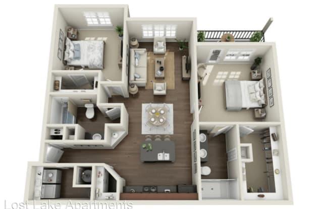 Lost Lake Apartments - 8681 AC Skinner Pkwy, Jacksonville, FL 32256