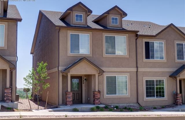 1780 Grand Overlook Drive - 1780 Grand Overlook Street, Colorado Springs, CO 80906